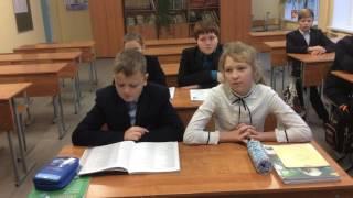 Урок-представление в 6 классе по УМК Spotlight