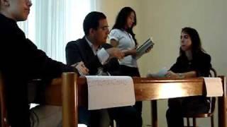 Teorias e Sistemas em Psicologia - ASSOCIACIONISMO e ESTRUTURALISMO - Debate Cômico  Pt 2/2