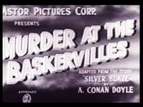 Sherlock Holme Movie - Silver Blaze (1937)
