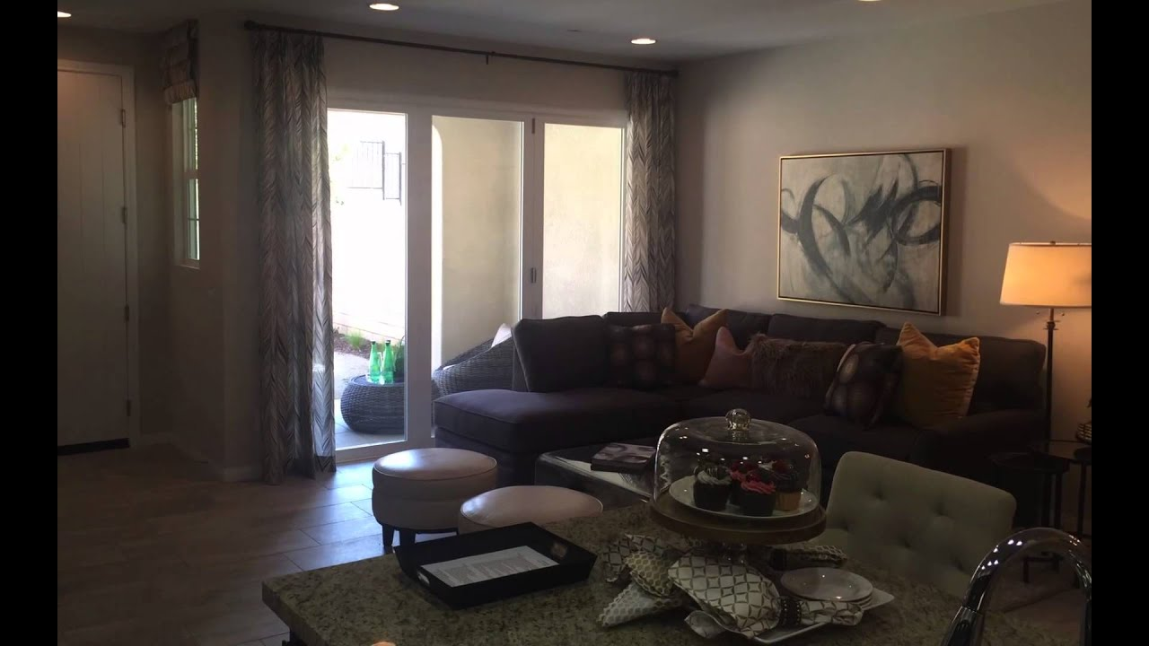 savannah plan 1 new homes in simi valley youtube