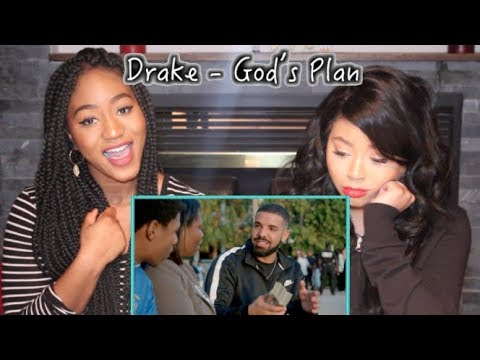 Drake - God&39;s Plan  REACTION