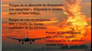 ADCA en las Noticias (Telesistema 11)