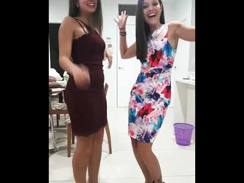 Chelsea Petrie Having A Good Time Dancing With Her