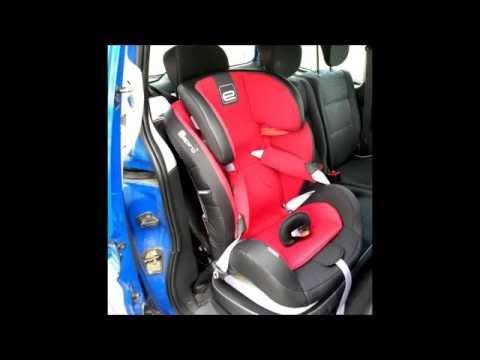 Najnowsza kolejna szansa oszczędzać Fotelik samochodowy Kappa (ESPIRO) - YouTube