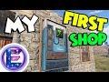 Let's start making some Profit - My First Shop - Rust Vanilla SOLO (#6)