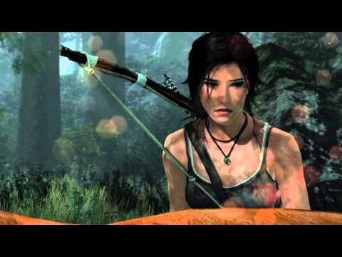 Tomb Raider: Definitive Edition part 2  never trust a stranger |