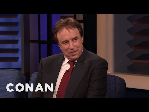Carl Reiner Told Kevin Nealon To Stay Away From Salt - CONAN on TBS