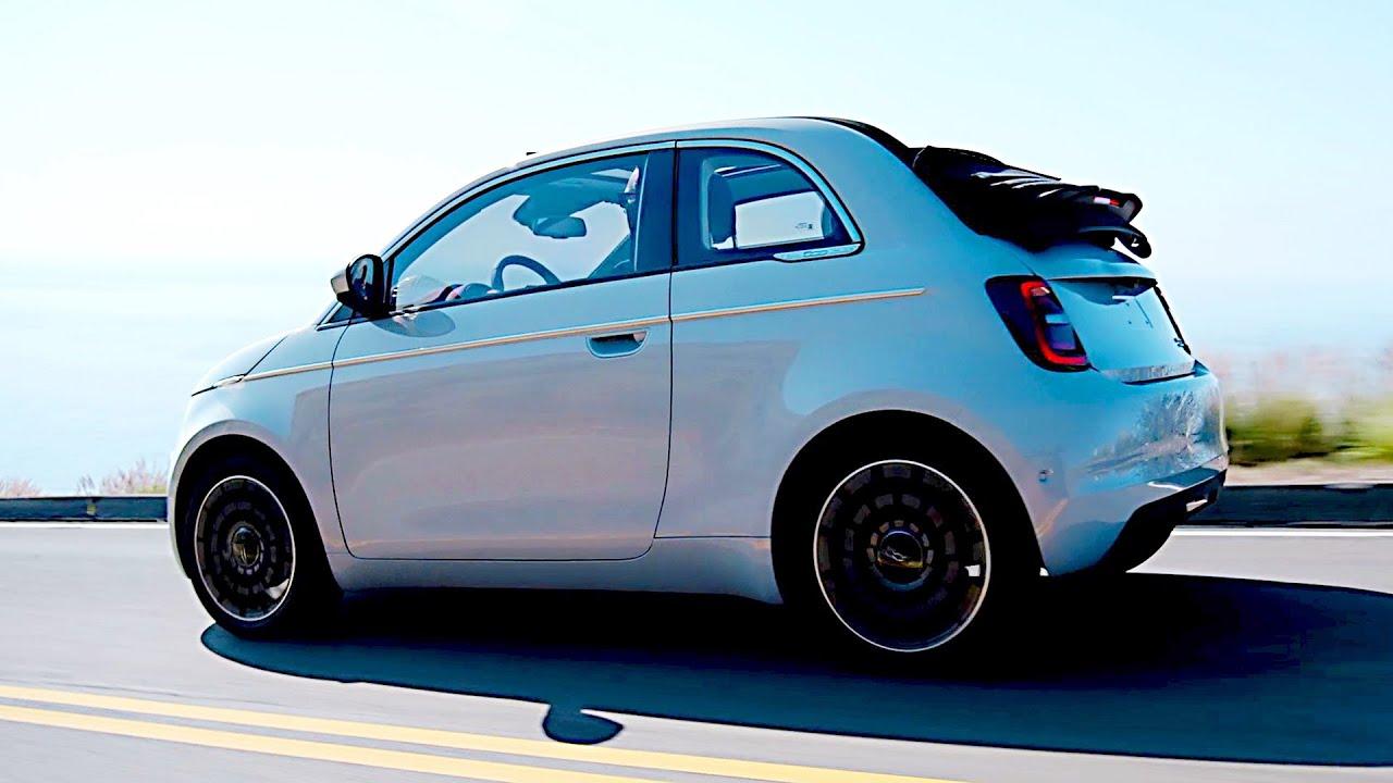 2021 Fiat 500L Configurations