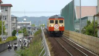 水島臨海鉄道キハ38・37形 水島本線第29列車