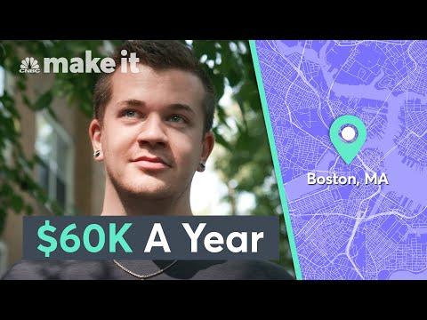 Living On $60K A Year In Boston | Millennial Money