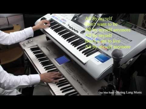 All  Myself Eric Carmen  Yamaha Tyros 4 and Korg Triton Studio