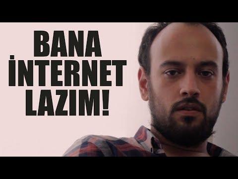 TÜRKİYE'DE İNTERNET SAHİBİ OLMAK...