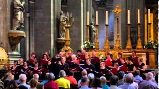 The Edinburgh Singers: Chris Hutchings - O Vos Omnes