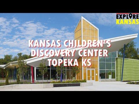 Kansas Children''s Discovery Center - Topeka KS [Explore Kansas]
