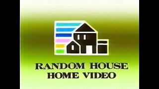 Random House Home Video Logo In G Major Youtube