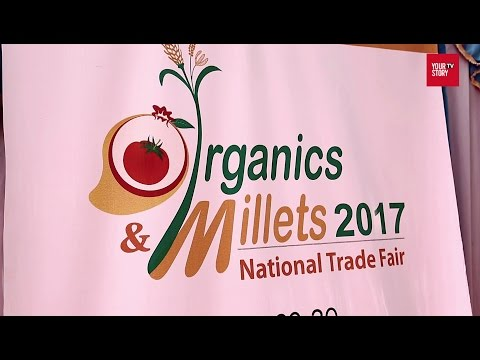 Health food - Organics & Millets | Food Fair | YourStory