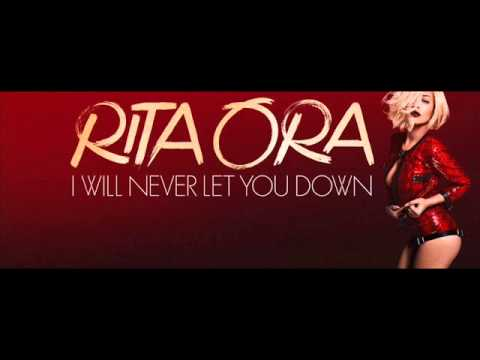 RITA ORA - I Will Never Let You Down (Audio)