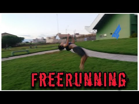 Freeruning,(part. Thiago Matsuhashi e Lincoln Matsuhashi)