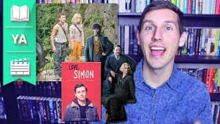 Love, Simon, Fantastic Beasts and Where to Find Them, & More! ft. Jessethereader | Epic Adaptions