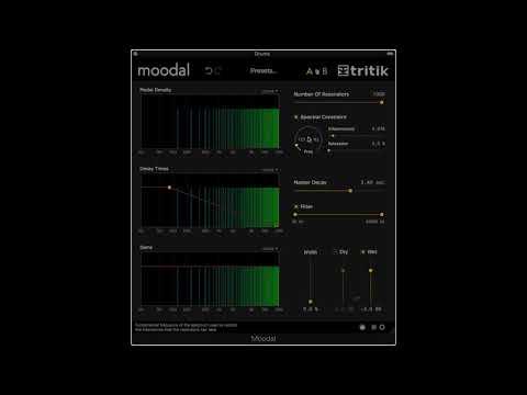 Moodal - Quick Demo