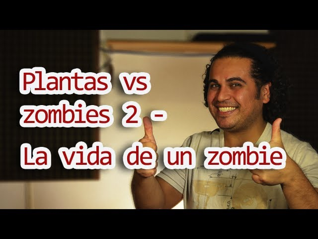 Plantas vs zombies 2 - La vida de un zombie - Nixo Vlogs 11 - Nixo Channel Videos De Viajes