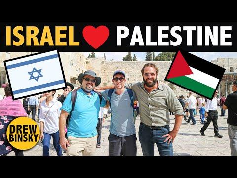 1 Step Closer to PEACE w/ ISRAEL & PALESTINE 🇮🇱❤️🇵🇸