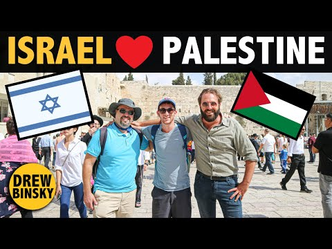 1 Step Closer To PEACE W/ ISRAEL \u0026 PALESTINE 🇮🇱❤️🇵🇸