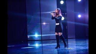 """Anton - """"Moment Of Silence"""". Vezi cum cântă Daria Cojocaru, la X Factor"""
