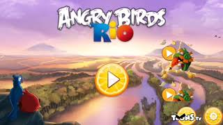 Angry Birds 2 RIO de janeiro
