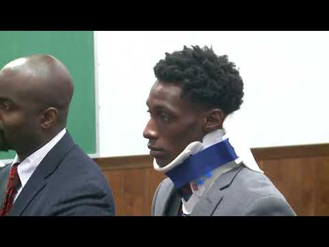 Man in controversial Euclid arrest pleads not guilty