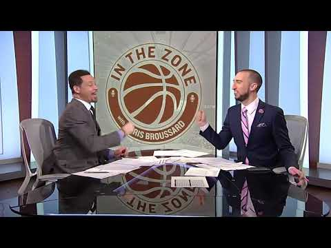 Chris Broussard & Nick Wright gives out Midseason Awards (MVP, ROTY, DPOY & More) 2018 NBA