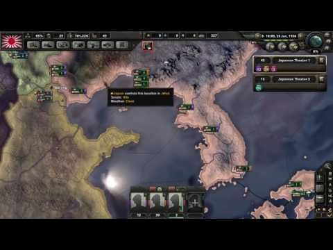 Hearts of Iron 4 Japan! - National Focus Project, Expanded technology + industry + Equipment