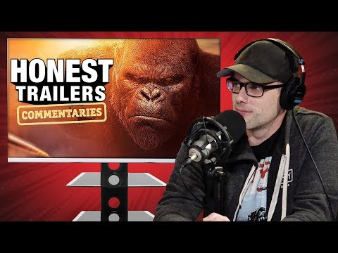 Honest Trailers Commentaries - Kong: Skull Island