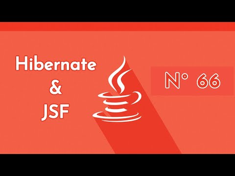 Tutoriel Hibernate Et JSF: 66- Annotation PostConstruct Partie 2.