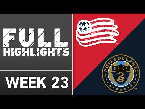 HIGHLIGHTS | New England Revolution 0-4 Philadelphia Union