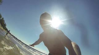 Plattsburgh Travel: Skim board