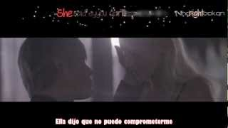 Xiah Junsu - Uncommitted [Karaoke + Sub Español + Descarga]