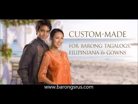 Traditional and Modern range of Barong Tagalog – Philippines Fashion ... 0c12622f4