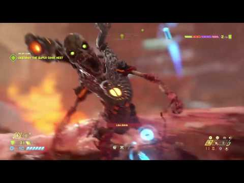 DOOM Eternal: Deluxe Edition - Gameplay 10 - Playstation 4 |