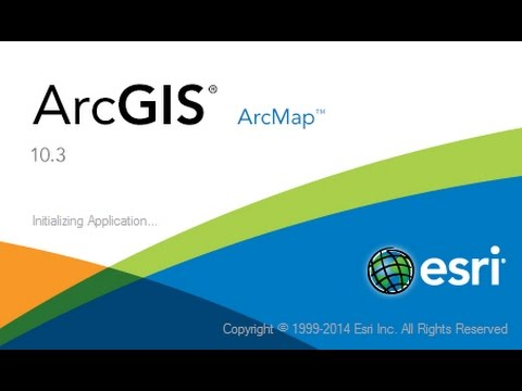 ArcGIS 10.3 Installation - YouTube