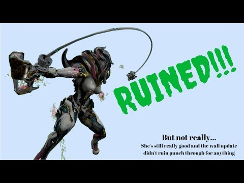 Warframe | Saryn and The Atterax Are (not) RUINED!