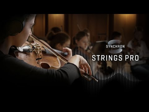 Synchron Strings Pro  - Available NOW!