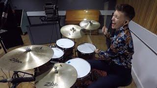 Incognito - Talkin' Loud (Drum Cover by Amanda Dal)