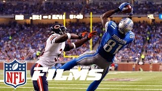 Dear Calvin Johnson: Charles Tillman