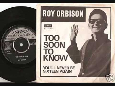 Roy Orbison - You'll Never Be Sixteen Again (1966)