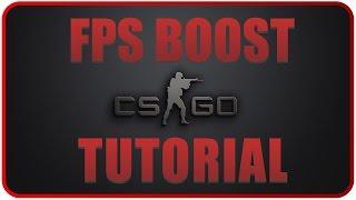 CS:GO FPS Boost Tutorial - Mehr FPS mit kleinen Tricks!