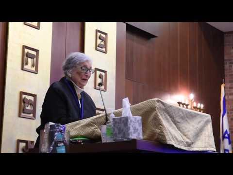 Trude Heller Speaks About Her Husband, Greenville Mayor Max Heller