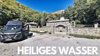 Griechenland Roadtrip 2021 - #03 - Metsovo - Kastoria - Prespasee