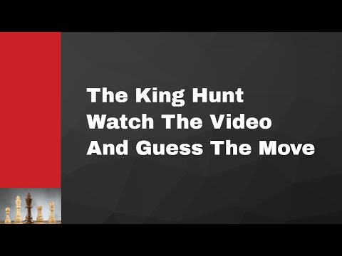 The King Hunt By Louis Paulsen
