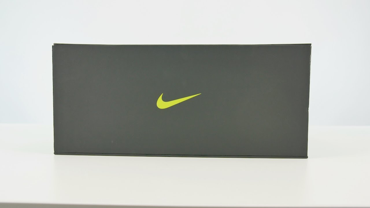 UNBOXING: The Mysterious Black Nike SNEAKER Package.